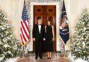Donald and Melania Trump Share Elegant Christmas Photo – America's Response Made Every Liberal Livid!