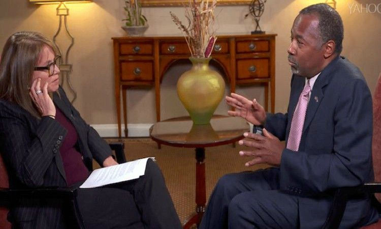 Ben Carson Schools Katie Couric on Gender Identity – She Doesn't Know How to Respond! (VIDEO) - Conservative US
