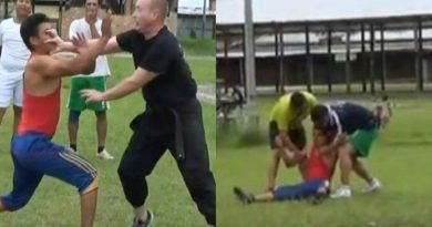 Peru Special Forces Officer Challenges US Green Beret To A Fight… LEARNS A LESSON HE'LL NEVER FORGET (VIDEO)