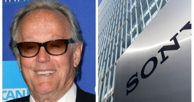 SONY PICTURES DESTROYS PETER FONDA  AFTER HIS DISGUSTING ATTACK ON BARRON TRUMP