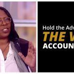 BOYCOTT! Hold the Advertisers of The View ACCOUNTABLE For The Attack on Judge Jeanine – Call The Now!
