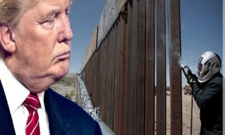 '47 Days Ahead Of Schedule!'; Trump Posts Video Of COMPLETED Section Of Wall