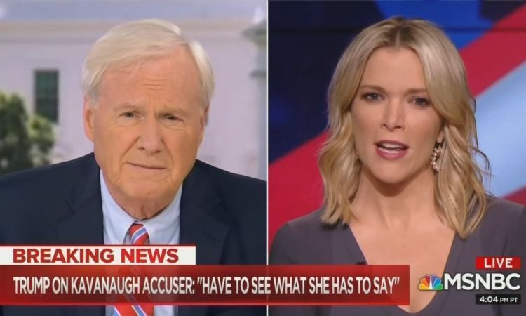 Megyn Kelly Gives Her Opinion On Kavanaugh Allegations (Video)