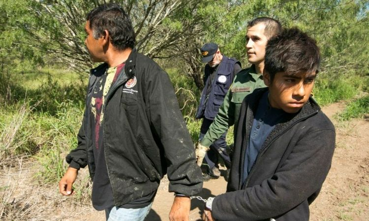 U.S. Authorities Arrests Honduran For Illegaly Crossing Border – It Turns Out He Is A Convicted Murder
