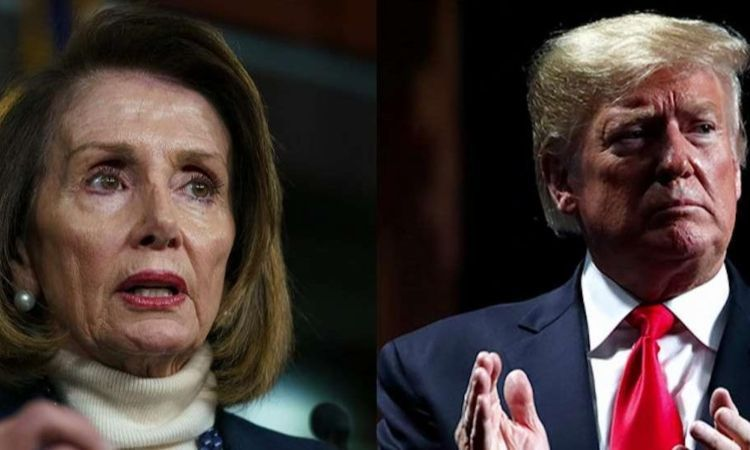 Trump Offers Deal To End Shutdown Pelosi Said No Before He Finished