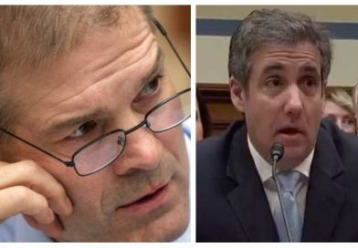 Jim Jordan Force Cohen to Admit Tax Fraud Wasn't Out of Loyalty to Trump, Destroys Him for Not Getting Job in WH (Video)