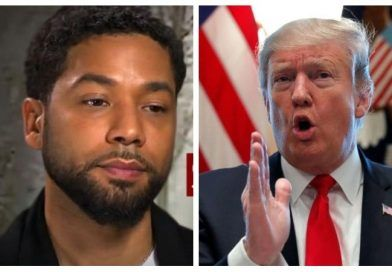 President Trump Tweets About Jussie Smollett And He Humiliated Him Even More!