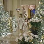 Video: An Inside Look At Melania Trump's 2019 White House Christmas Decorations