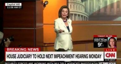 Video: Pelosi's Latest Babblings About Impeachment Are Bizarre, Prompt Questions About Her Mental Health