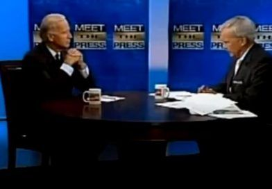 Flashback Video: Tom Brokaw Confronted Joe Biden For Shady Deals With Hunter And MBNA Bank