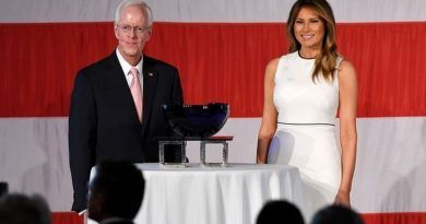 Full Speech – First Lady Melania Trump Honored With 'Woman Of Distinction' Award (VIDEO)