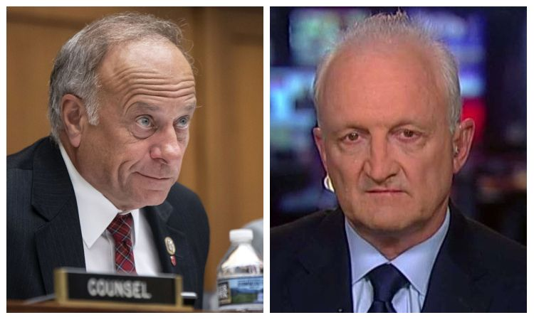 Rep. Steve King Reveals Details  About The Whistleblower That Died On Friday: Philip Haney Didn't Kill Himself