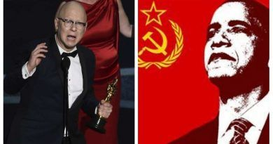 "Video: ""The Communist Manifesto"" Got A Shoutout During Barack Obama-Produced Film's 2020 Oscars Speech"