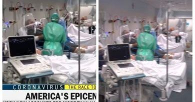 Fake News Gonna Fake – MSM Caught Using Footage From An Italian Hospital In Segment On New York