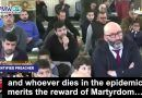 Video: Muslim Preacher Calls Coronavirus 'Allah's Soldier'