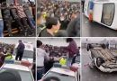 Videos: Wuhan Residents Have Had Enough Of Road Blocks – They Fight Back Against The Communist Police