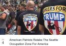 "Facebook Event Says That ""Bikers For Trump"" Will Allegedly Retake The Seattle Occupation Zone For America"
