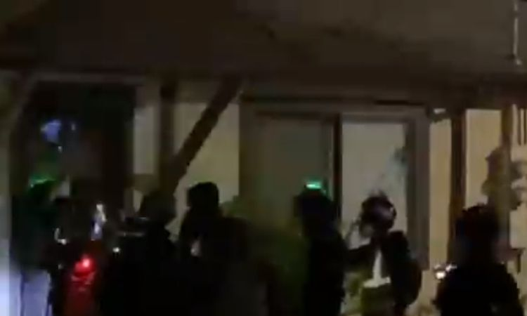 Video: Antifa Has Taken Their Terror To The Residential Areas Of Portland Last Night And Attacked People At Their Homes – Receive Instant Justice