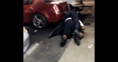 BLM Riots In San Bernardino Erupt After Cop Wins Gunfight With An Armed Thug Who Was Trying To Shoot Him – Here Is The Footage