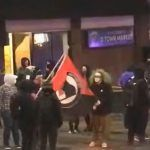 Videos: Antifa Mobilized On The Streets In Tacoma Following An Incident Where A Police Officer Run Over People Who Were Mobbing His Car