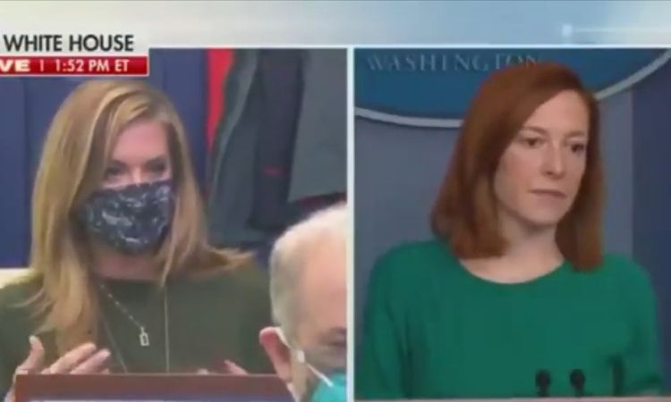Video: Jen Psaki Asked Why Biden Signed Executive Order Giving China Access To U.S. Power Grid – The WH Press Secretary Has No Answer