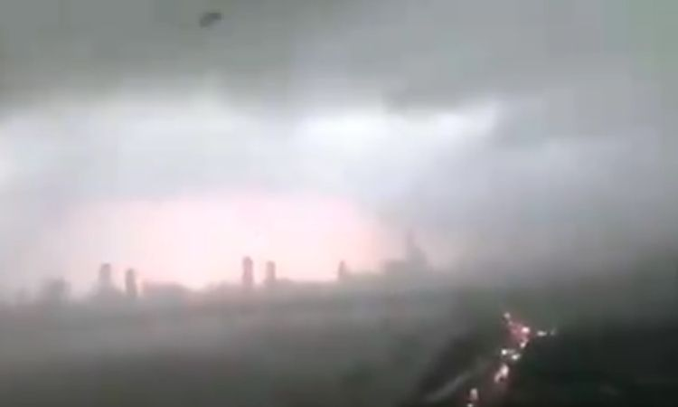 Videos From Wuhan This Evening Shows A Brutal Dose Of Karma Served By God