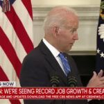 Video: Biden Crumbles After Reporter Confronts Him About 'Facebook is Killing People' Remark