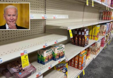 As#EmptyShelvesJoe Is Trending An Old Video Of Biden Re-Surface And Comes Back to Haunt Him